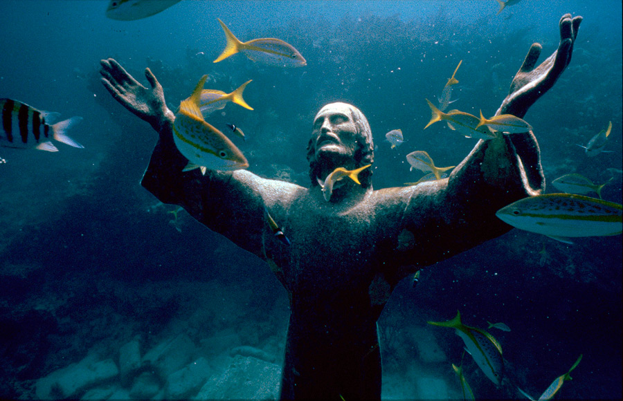 Christ of the Abyss